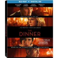 Dinner Blu-ray Cover