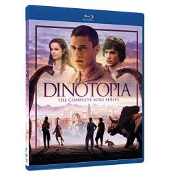 Dinotopia - the Complete Mini-Series Blu-ray Cover