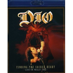 DioL Finding the Sacred Heart - Live in Philly 1986 Blu-ray Cover