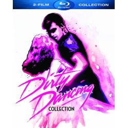 Dirty Dancing Collection Blu-ray Cover