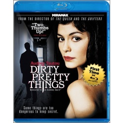 Dirty Pretty Things Blu-ray Cover