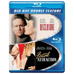 Disclosure / Fatal Attraction Blu-ray Cover