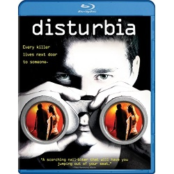 Disturbia Blu-ray Cover