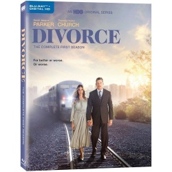 Divorce: The Complete 1st Season Blu-ray Cover