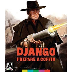 Django, Prepare a Coffin Blu-ray Cover