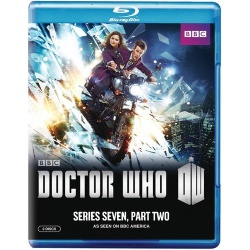 Doctor Who: Series Seven - Part Two Blu-ray Cover