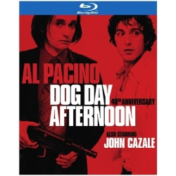 Dog Day Afternoon Blu-ray Cover