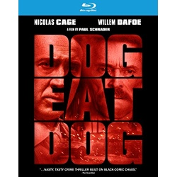 Dog Eat Dog Blu-ray Cover