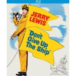 Don't Give Up the Ship Blu-ray Cover
