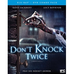 Don't Knock Twice Blu-ray Cover