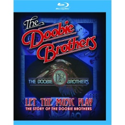 Doobie Brothers: Let the Music Play Blu-ray Cover
