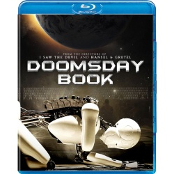 Doomsday Book Blu-ray Cover