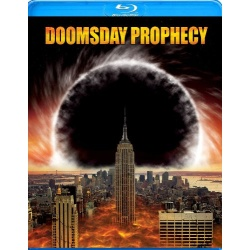 Doomsday Prophecy Blu-ray Cover