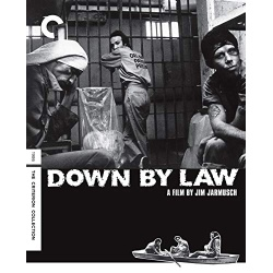 Down by Law Blu-ray Cover
