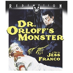Dr. Orloff's Monster Blu-ray Cover