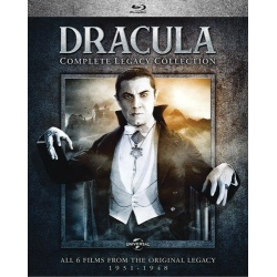 Dracula: Complete Legacy Collection Blu-ray Cover