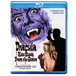 Dracula Has Risen from the Grave Blu-ray Cover