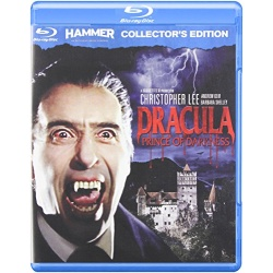 Dracula: Prince of Darkness Blu-ray Cover