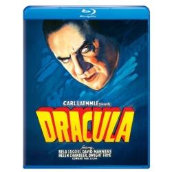 Dracula Blu-ray Cover