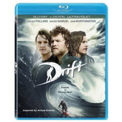 Drift Blu-ray Cover