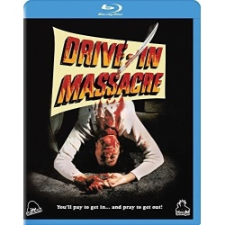 Drive-In Massacre Blu-ray Cover