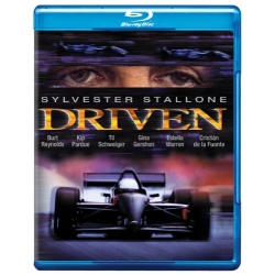 Driven Blu-ray Cover