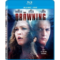 Drowning Blu-ray Cover