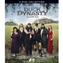 Duck Dynasty: Season 1 Blu-ray Cover