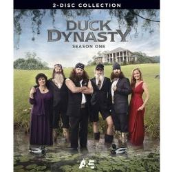 Duck Dynasty: Season 1 Blu-ray Cover