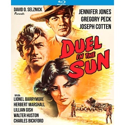 Duel in the Sun Blu-ray Cover