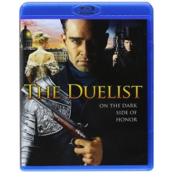 Duelist Blu-ray Cover