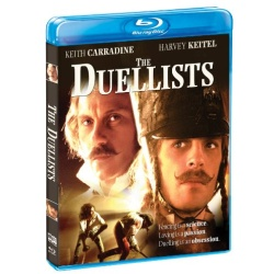 Duellists Blu-ray Cover