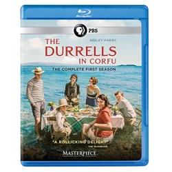 Durrells in Corfu Blu-ray Cover