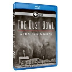 Dust Bowl Blu-ray Cover