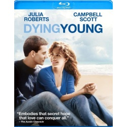 Dying Young Blu-ray Cover