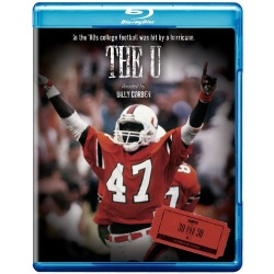 ESPN Films 30 for 30: The U Blu-ray Cover
