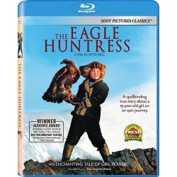 Eagle Huntress Blu-ray Cover