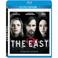 East Blu-ray Cover