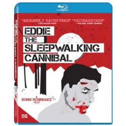 Eddie: The Sleepwalking Cannibal Blu-ray Cover
