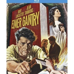 Elmer Gantry Blu-ray Cover