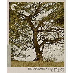 Emigrants / The New Land Blu-ray Cover