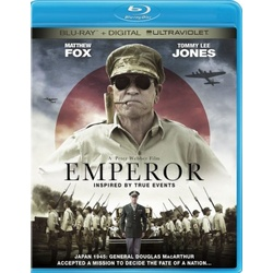 Emperor Blu-ray Cover