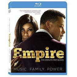 Empire: The Complete 1st Season Blu-ray Cover