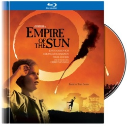 Empire of the Sun Blu-ray Cover
