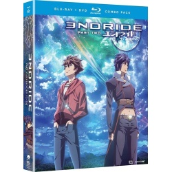 Endride: Part Two Blu-ray Cover