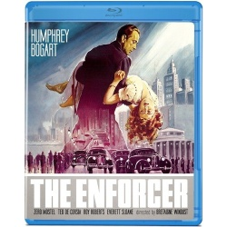 Enforcer Blu-ray Cover