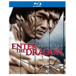 Enter the Dragon Blu-ray Cover