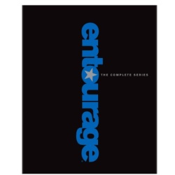 Entourage: The Complete Series Blu-ray Cover