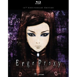 Ergo Proxy: The Complete Series Blu-ray Cover
