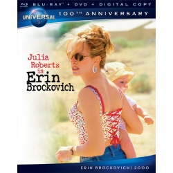 Erin Brockovich Blu-ray Cover